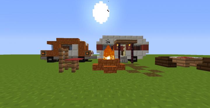 TSMC buildings Minecraft Project