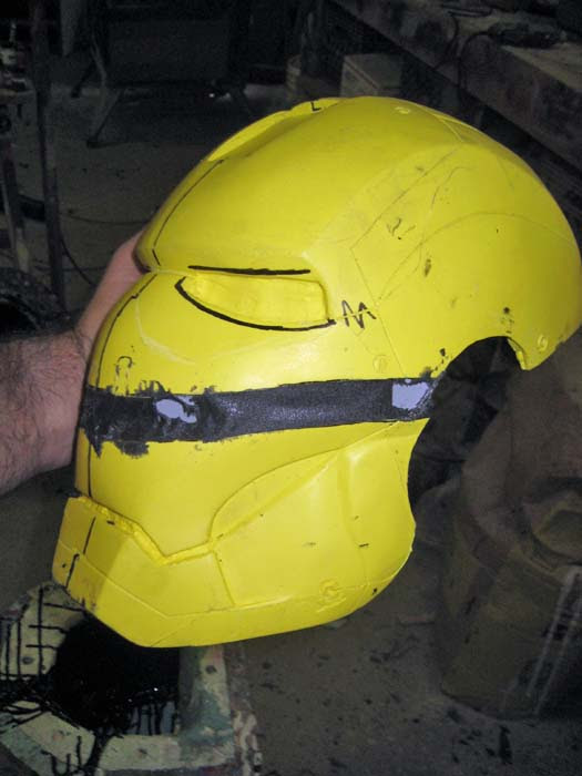 Helmet Stretching 6