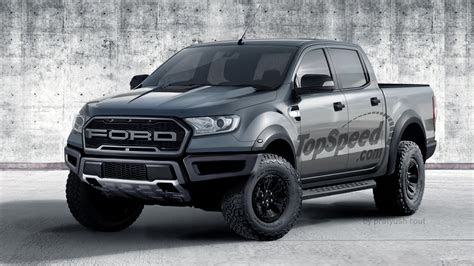 ford ranger raptor review top speed