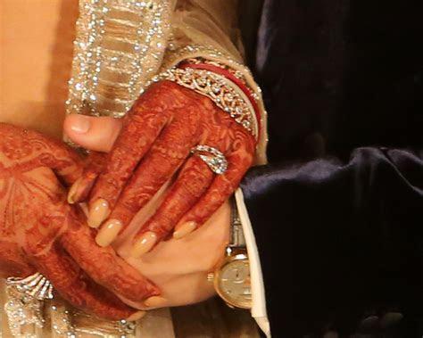 See How Priyanka Chopra Stacked Her Wedding Band and