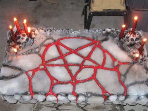 Order Your Christian made Satanic Wedding Cake Today!