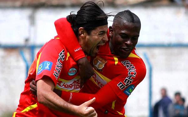 Sport Huancayo resignó empate de local 1-1 ante César Vallejo