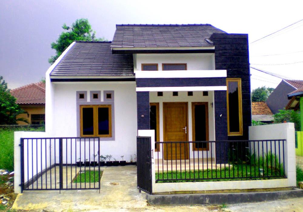 10 Model Rumah  Impian Minimalis Sederhana  Simpel RUMAH