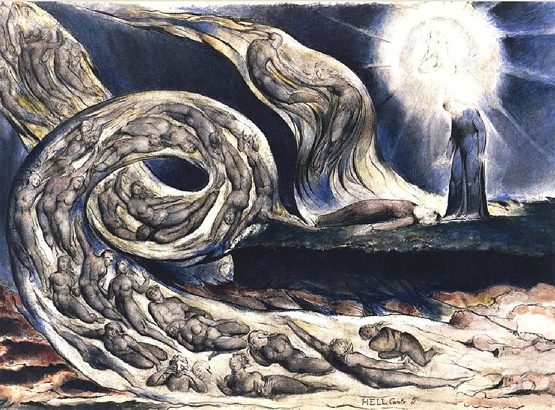 As Fantásticas Pinturas de William Blake