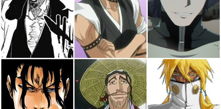 Bleach Cant Fear Your Own World Characters