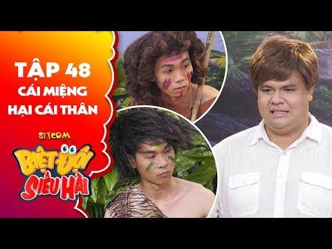 Biệt đội siêu hài | Tập 48 -Tiểu phẩm: Tuấn Kiệt, Hồng Thanh khiến Hoàng Hải phát bệnh...hoang tưởng