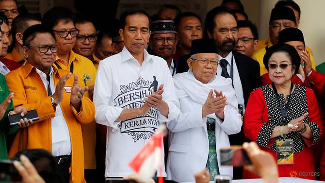 President Joko Widodo Chooses Muslim Cleric Maruf Amin as Running Mate  Indonesia Expat