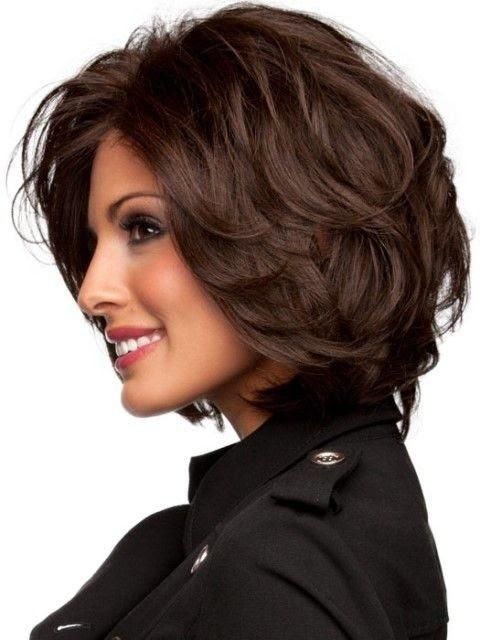 Medium Shaggy Hair - Hairstyles Weekly