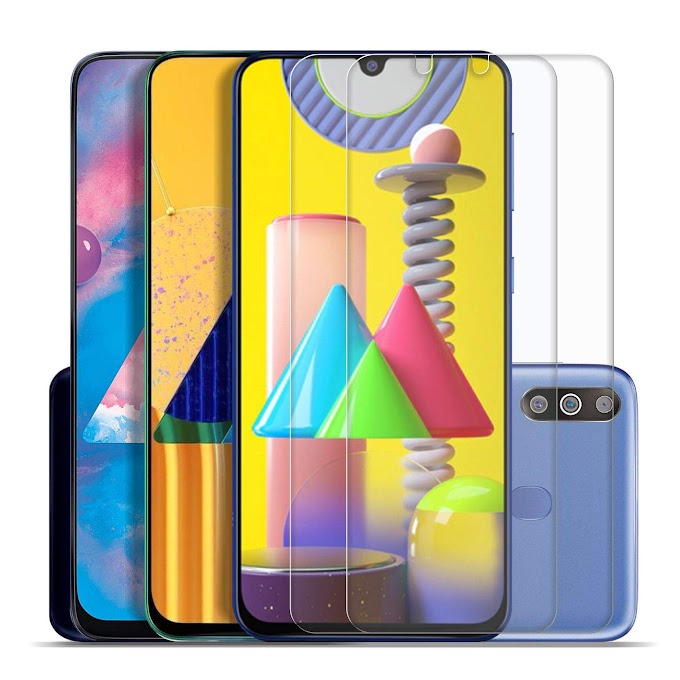 Buy Best Tempered Glass for Samsung Galaxy M31 / M30S / M30 / A50S / A50 / A30S / A30
