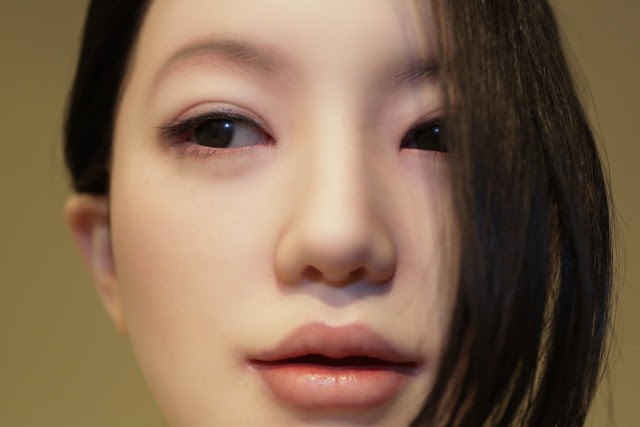 A Tokyo in mostra le Love Doll