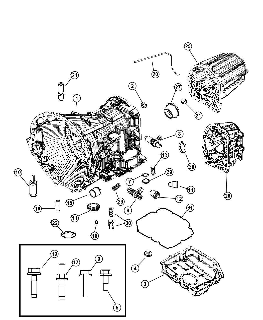 33 42rle Transmission Diagram