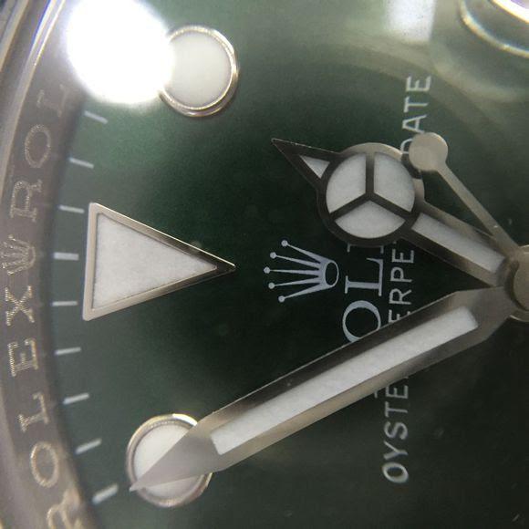 Genuine Rolex Crown