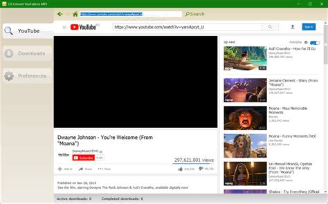 convert youtube  mp