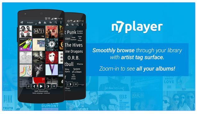android n7player Music Player