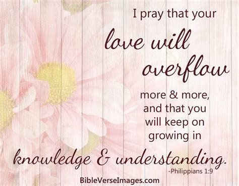 Bible Verse about Marriage   Philippians 1:9   Bible Verse