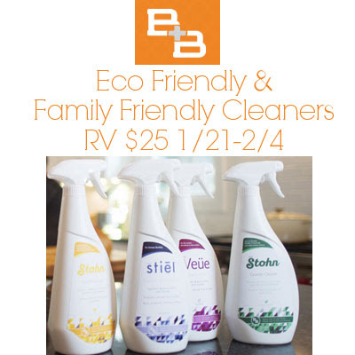 Balthazar & Brisco Cleaners Sample Pack Giveaway. Ends 2/4