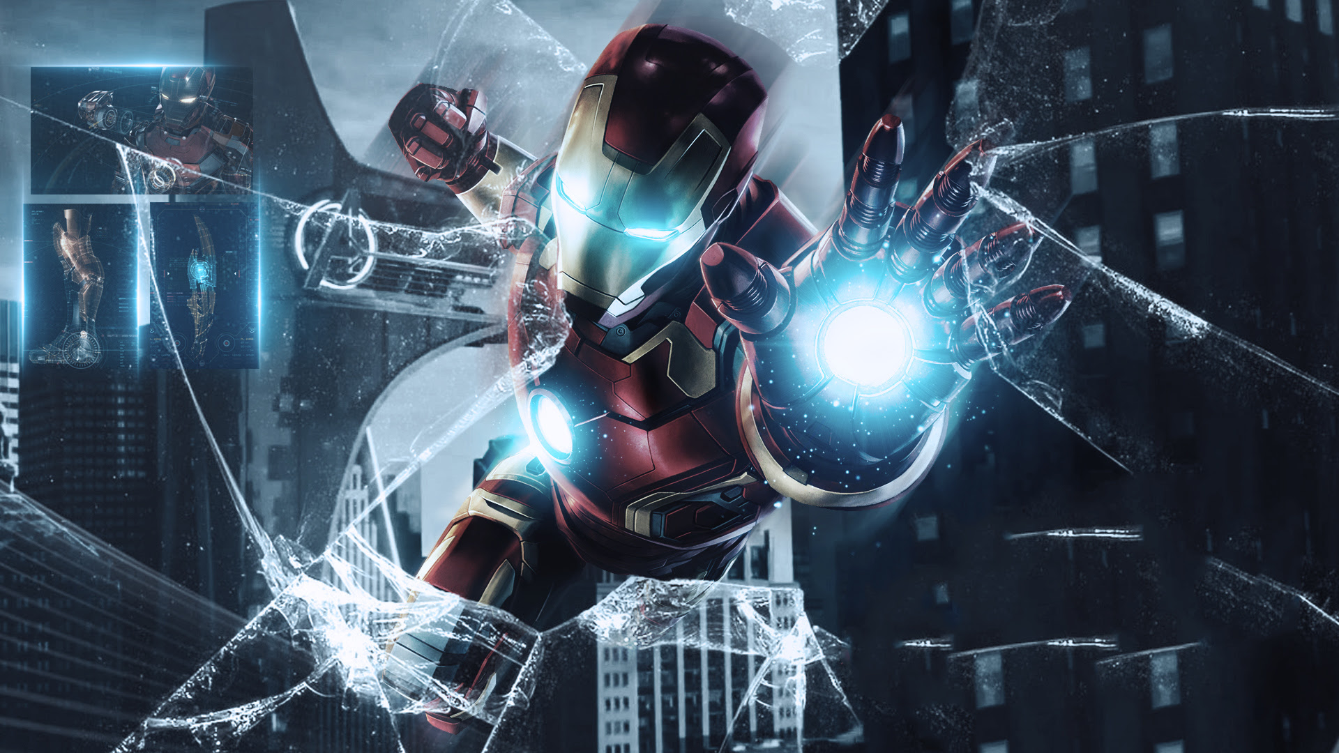 Download Avengers Endgame Wallpaper 4k Iron Man Cikimmcom