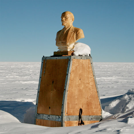 Abanoned Antarctica Pole of Inaccessibility 3