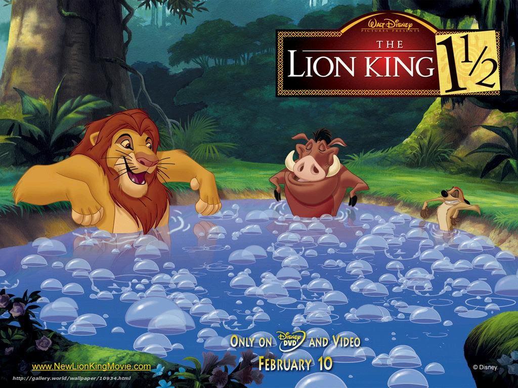 壁紙をダウンロード ライオン キング3ハクナマタタ ライオンキング1
