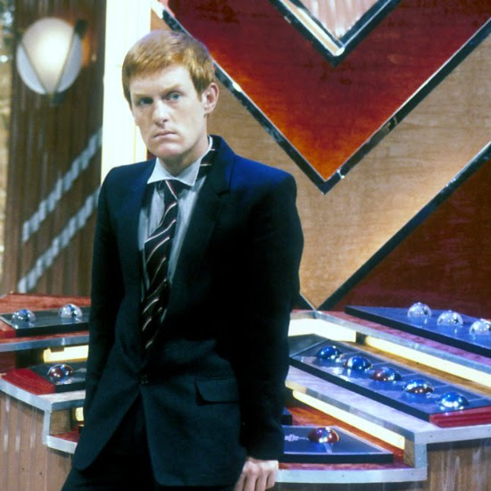 #4. Mark Strickson as Vislor Turlough