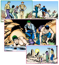 Mexican Government Sanctions Illegal Border Crossing With Comic Book Instructions