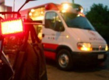 Camaçari: Jovem é morto a tiros dentro da ambulância do Samu