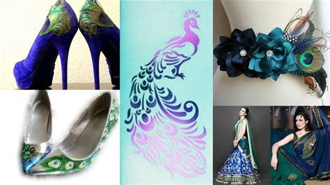 Add more grace to your wedding celebration with Peacock theme