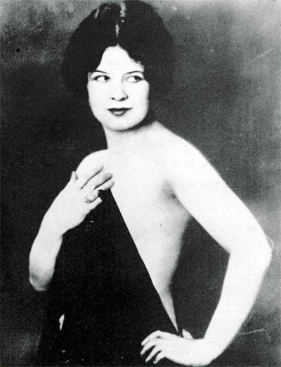 """The police investigation revealed that Crater had been on more than cordial terms with a number of chorus girls, and less glamorous women such as Vivian Gordan, a """"madam"""" later killed by gangland assassins."""