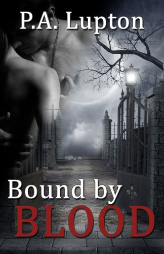 Bound by Blood (The Garner Witch Series) by P.A. Lupton