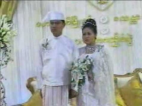 Myanmar Wedding of Burma Than Shwe's daughter   11of24