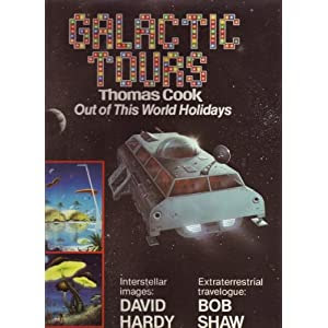 Galactic Tours: Thomas Cook Out of This World Vacations
