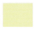 A2 card size JPG Chartreuse chevron SMALL SCALE