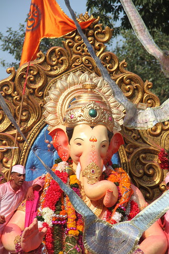 The Magic of Lalbagh Chya Raja Shot By A Beggar Poet by firoze shakir photographerno1