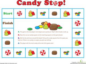 Kindergarten Printable Games - kindergarten reading games ...
