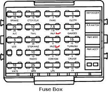 85 c4 no injector pulse please help - Corvette Forum ...