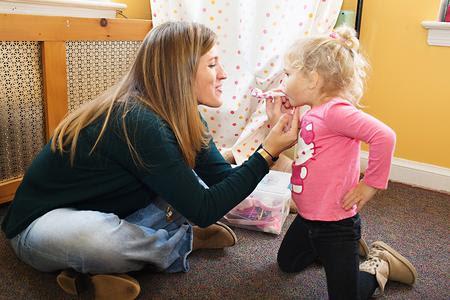 Washington DC Pediatric Speech Therapy | Services