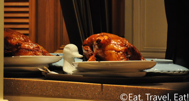 Peking Duck- Peking Garden, Pacific Place