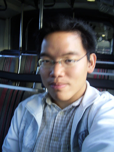 Me, Alone In A Bus