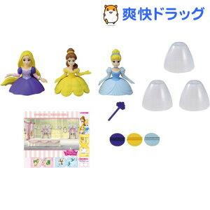 ディズニープリンセス クッキング☆ドレスドール(1セット)【送料無料】