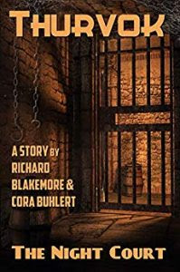 The Night Court by Richard Blakemore and Cora Buhlert