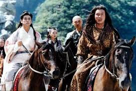 Kiều Phong và A Châu (Thiên Long bát bộ):Pleiku phố núi và bạn bè