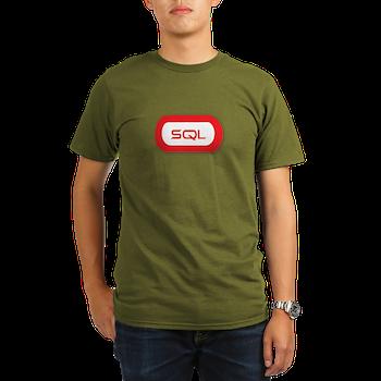 SQL t-shirts