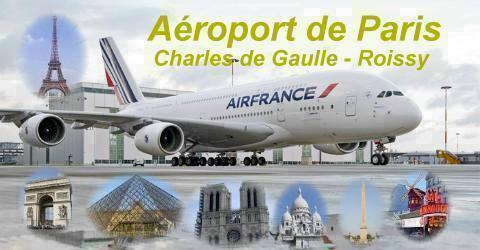 Na lotnisku - nagłówek - Francuski przy kawie
