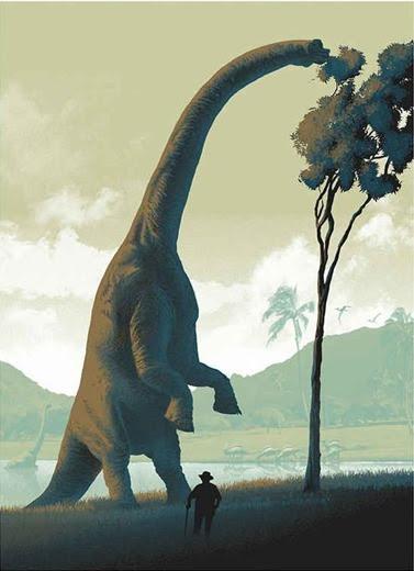 Ηφαίστεια άνοιξαν το δρόμο για την κατάκτηση της Γης από τους δεινόσαυρους