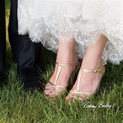 Wedding Shoes Middleburg Virginia Wedding with Vintage and