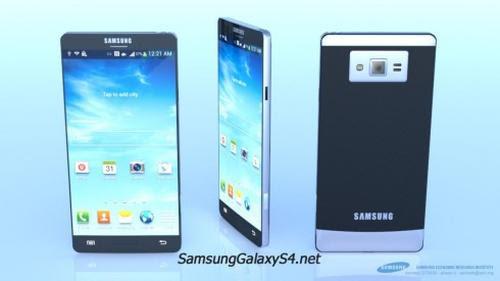 Samsung Galaxy S47 Samsung Galaxy S4 nos muestra nuevos diseños