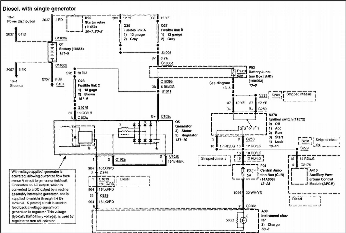 34 Ford E350 Wiring Diagram
