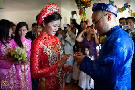 vietnamese wedding ao dai dress jewelry exchange