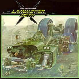 Lawnmower Deth - Mower Liberation Front (RKT Records, 1989)