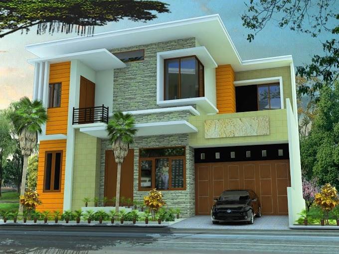 Rumah Minimalis Besar Mewah | Ide Rumah Minimalis